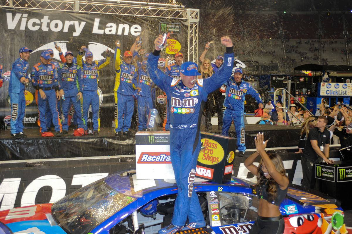 nascar driver with most wins at bristol