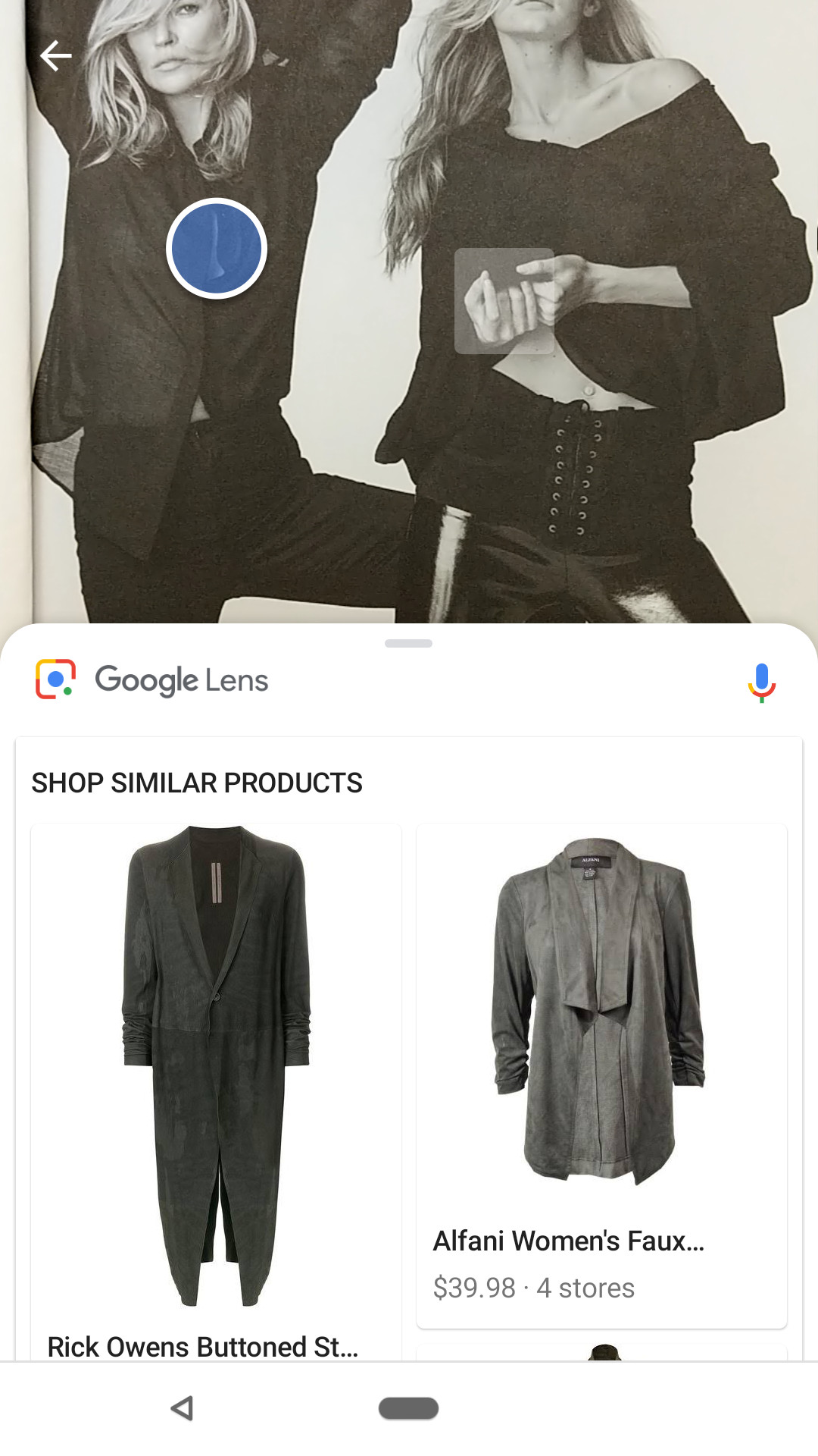 Google Lens's Clothing Recognition Is Actually Pretty Good - Racked