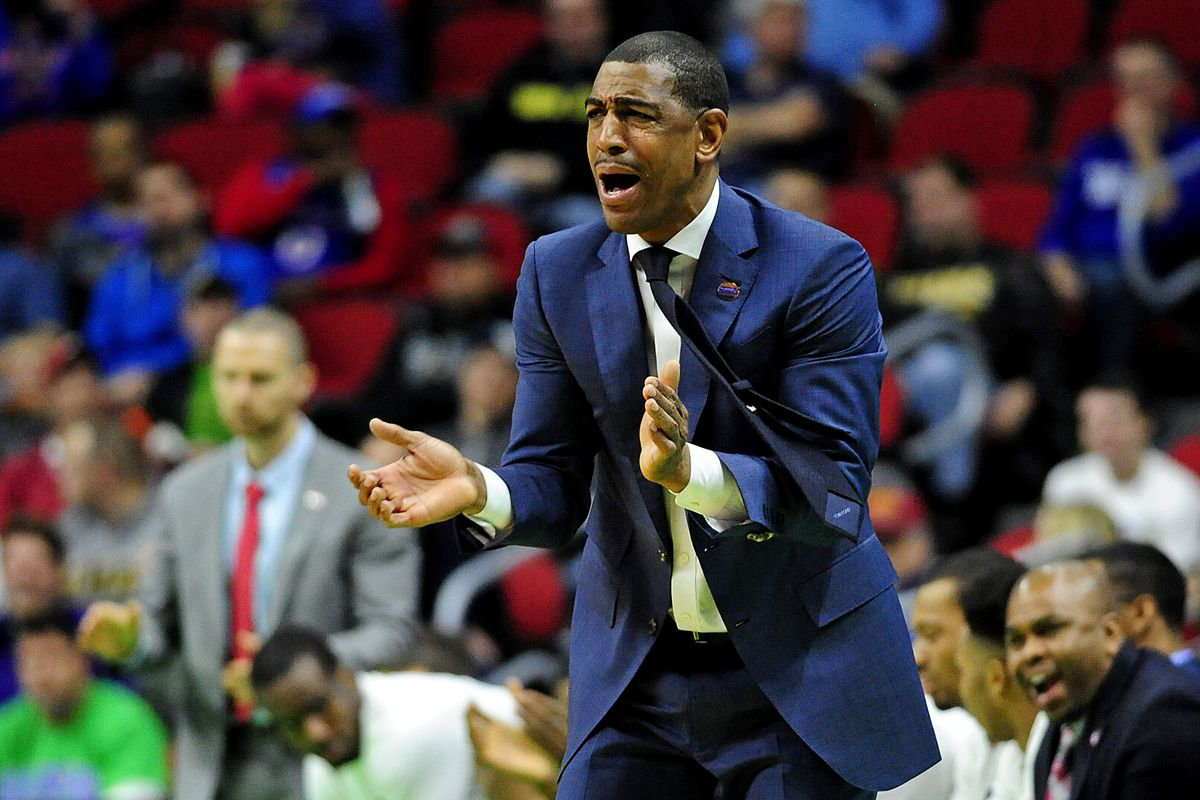 Kevin Ollie is 7-0 in the NCAA Tournament as the head coach at UConn.
