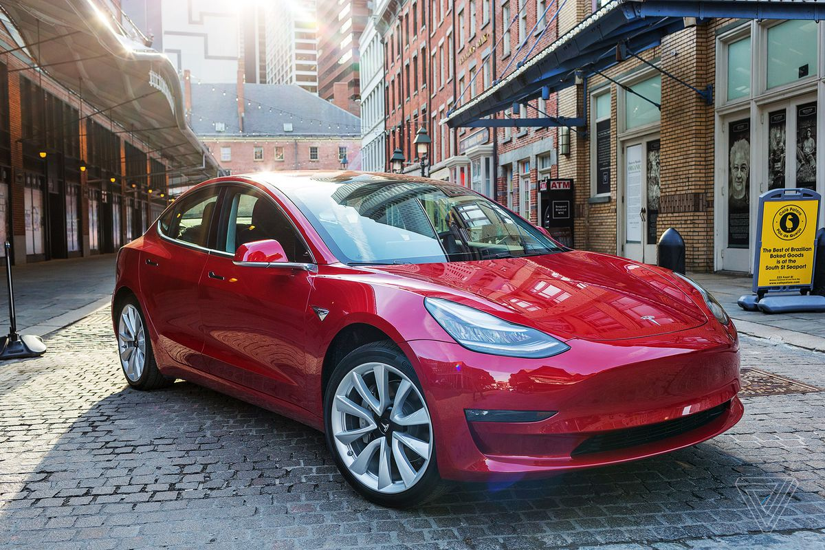 Tesla S Model 3 Pricing Inches Closer To 35 000 Target