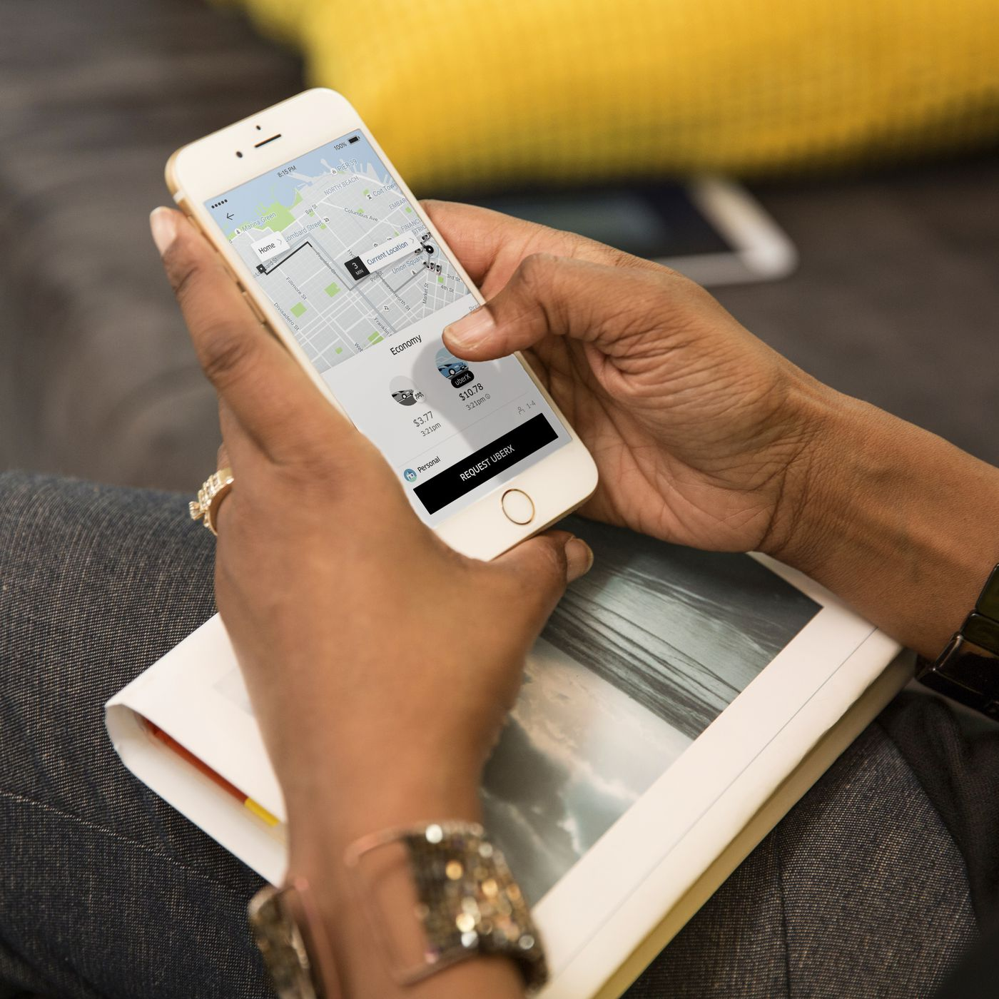 Uber wants to track your location even when you're not using the app