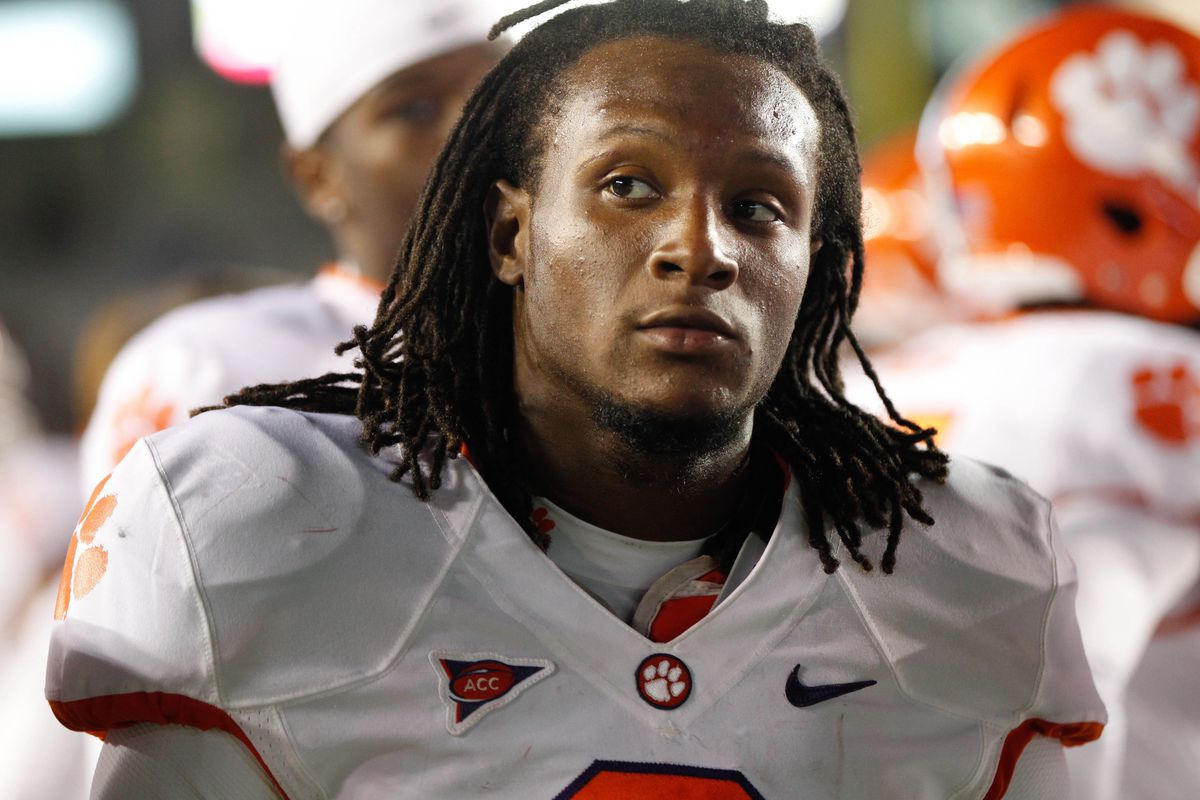 NFL Draft results 2013 DeAndre Hopkins selected by Texans with