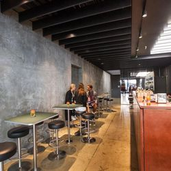 Il Caffe A Stylish Coffee Bar Inside Dt S Acne Studios