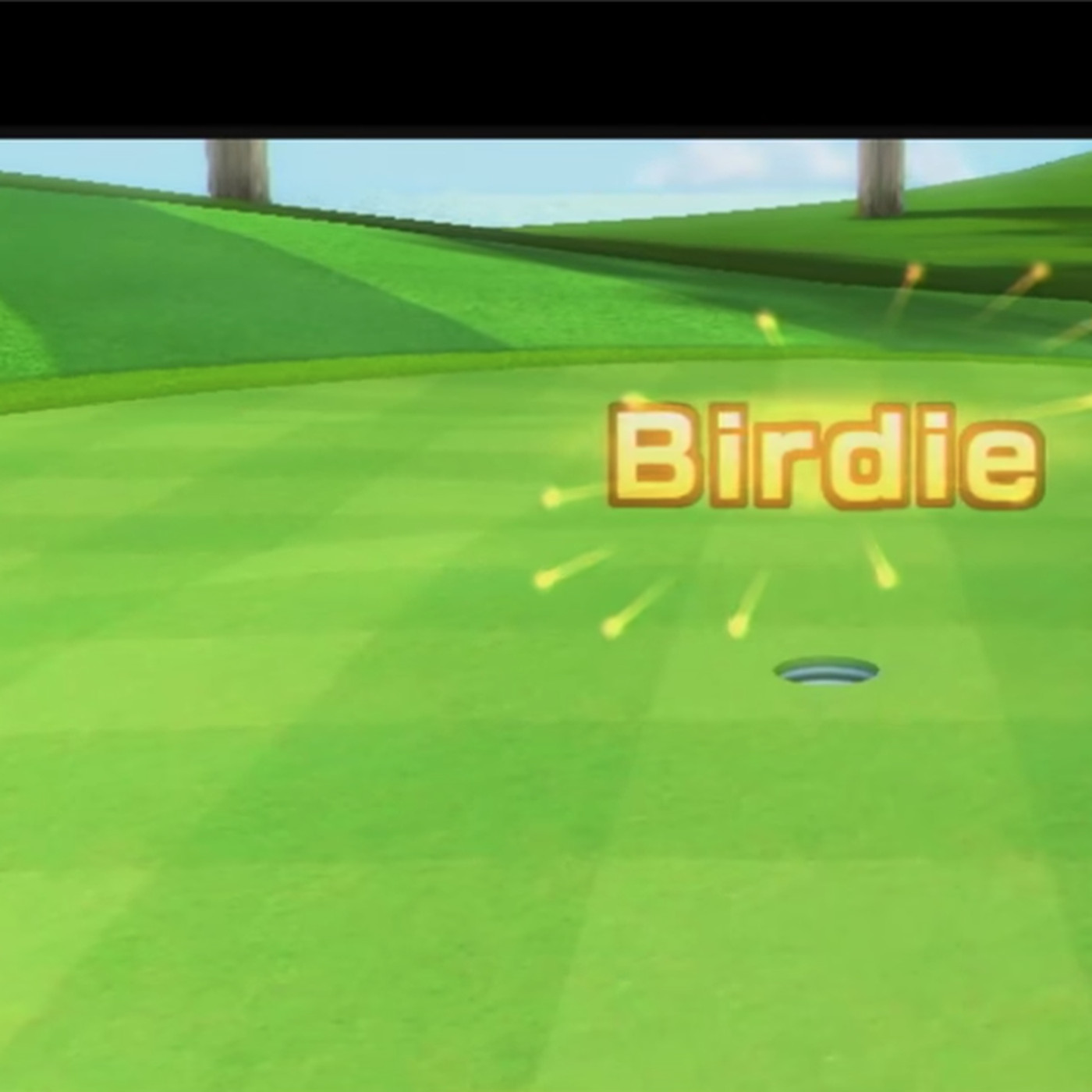 World-record time in Wii Sports Resort Golf brings out the