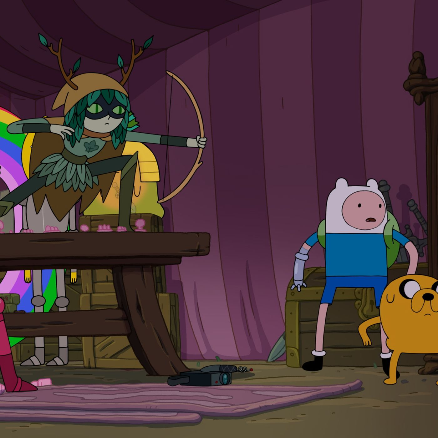Adventure Time showrunner doesn't think series finale is a