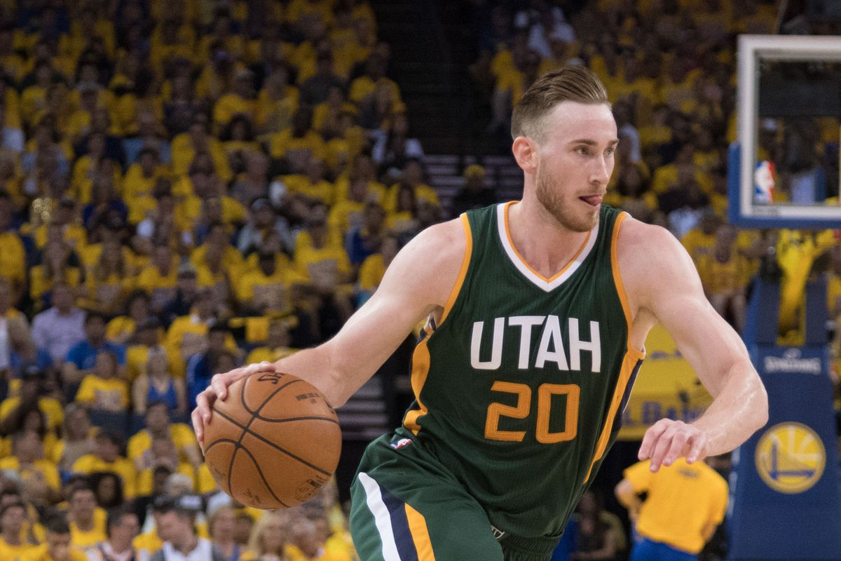 ecaddb735bf NBA Free Agency News: Gordon Hayward announces he's signing with the Boston  Celtics
