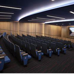 Proposed auditorium/meeting space/interview room