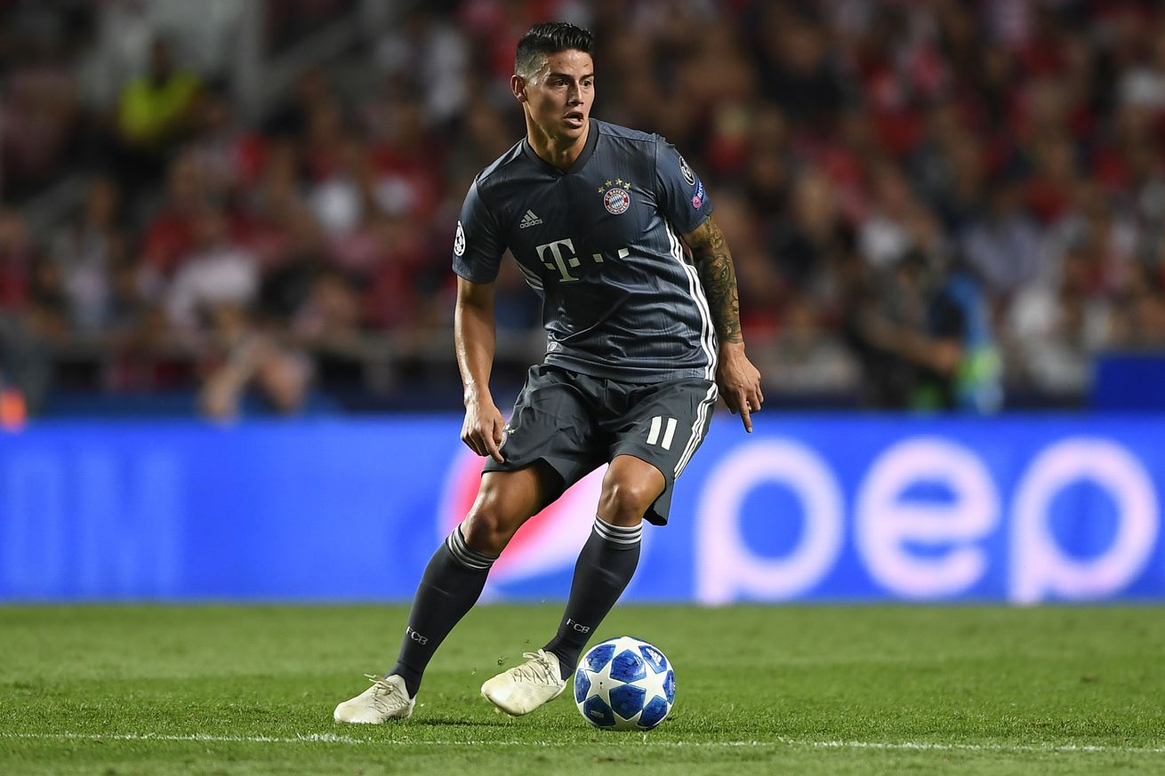 Champions League Day 2: Pretenders and Contenders