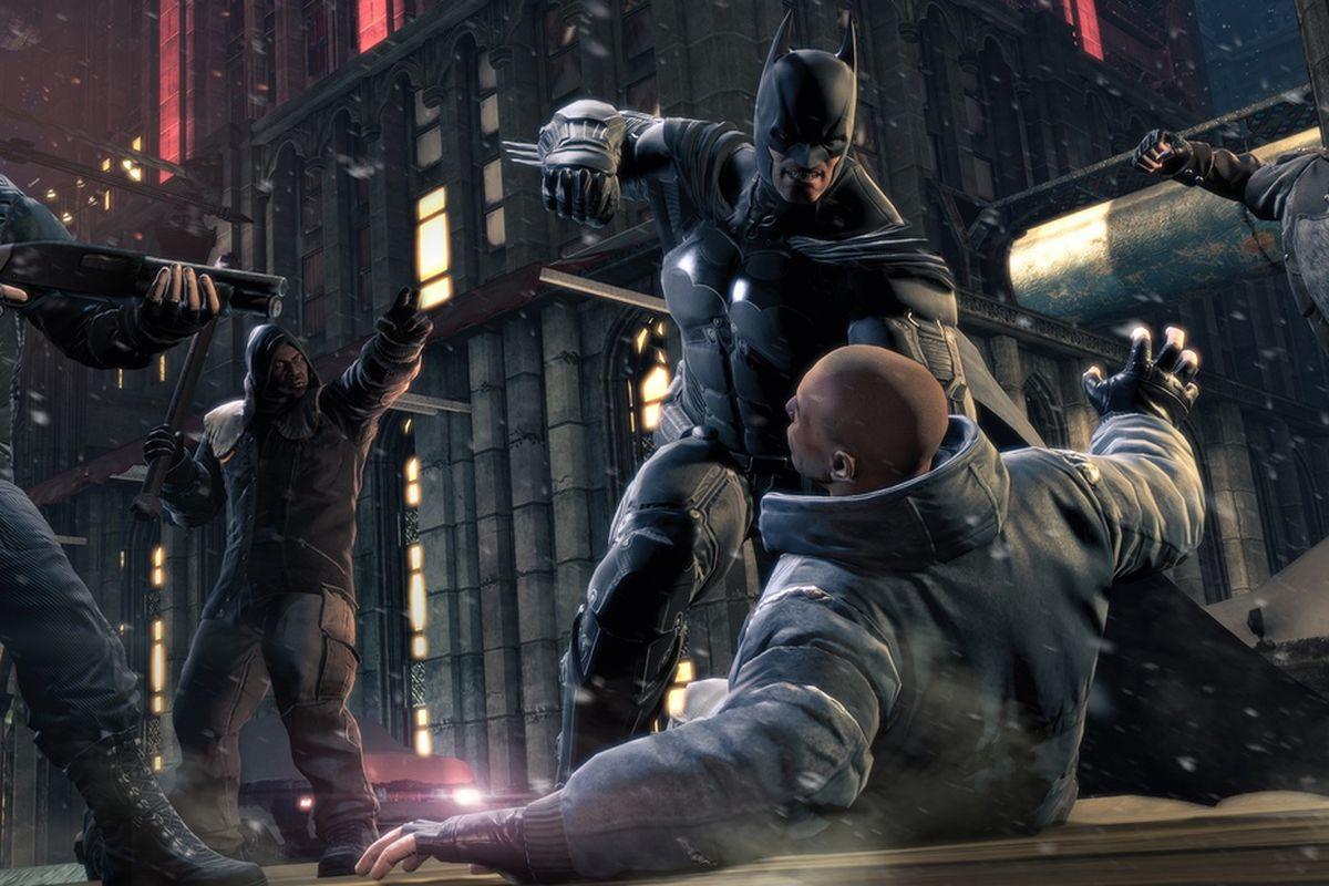 Batman  Arkham Origins multiplayer skipping Wii U - Polygon dc081b1beb7