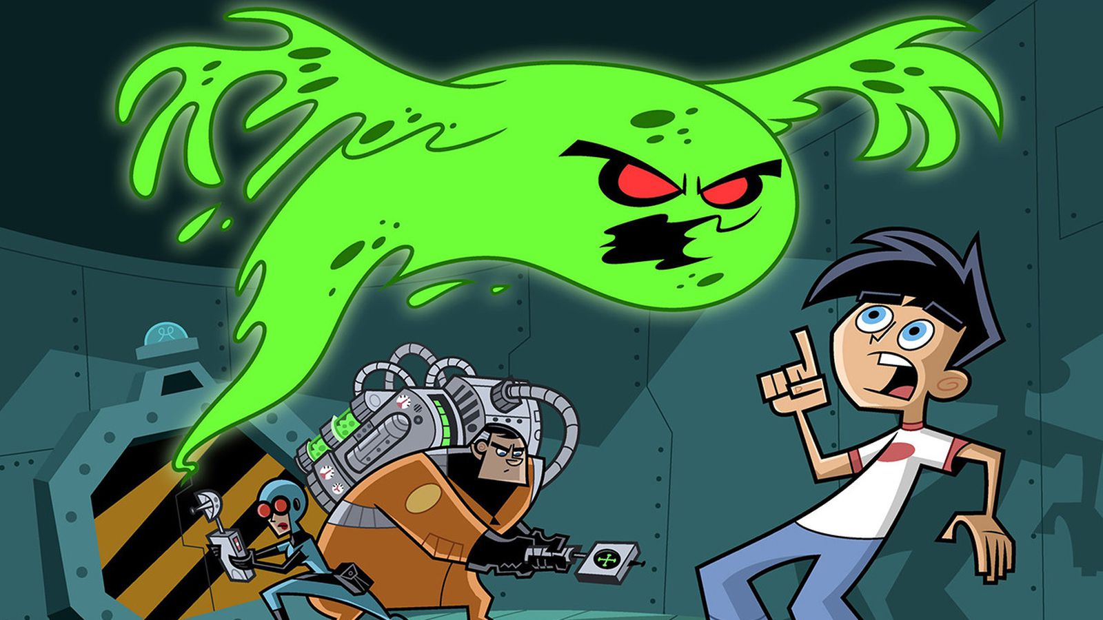 Fairly OddParents creator working on Danny Phantomlike series for