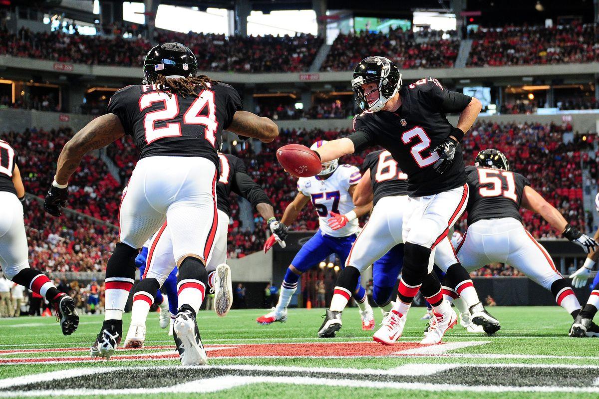 Buffalo Bills v Atlanta Falcons