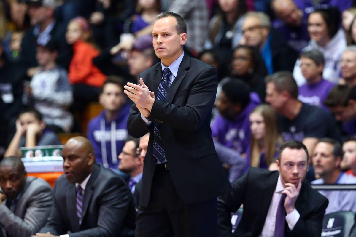 NCAA Basketball: Loyola-Maryland at Northwestern