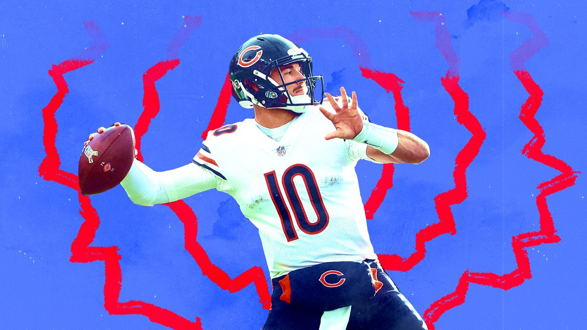 How the Chicago Bears unlocked the real Mitchell Trubisky - SBNation.com 21ff237a2
