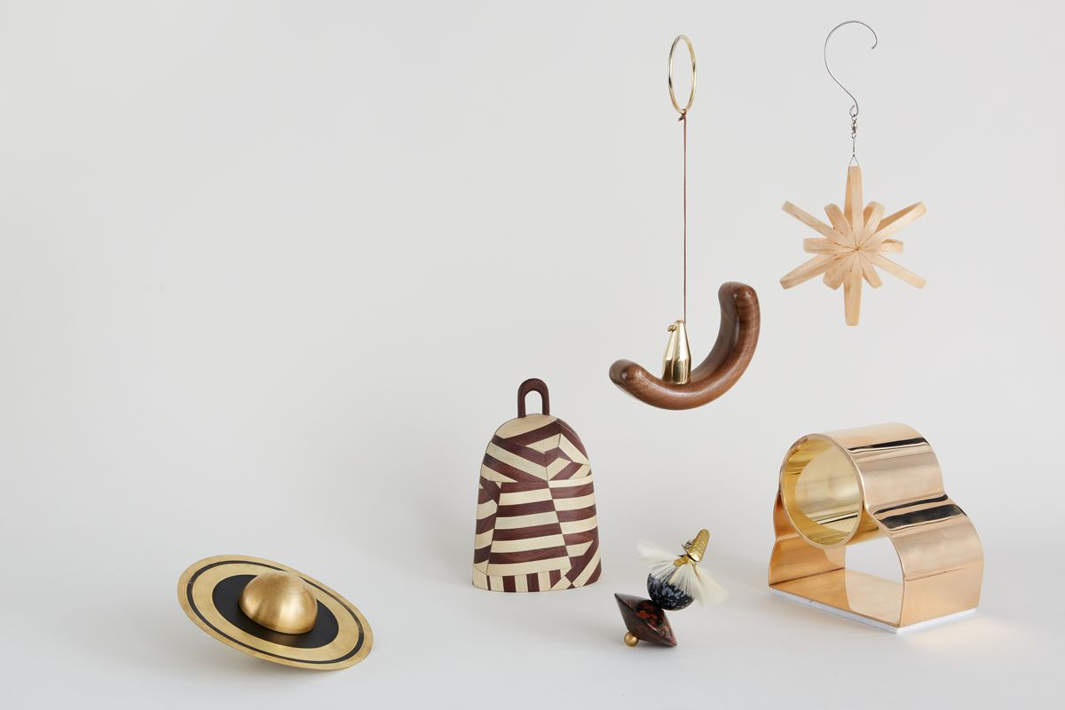Designer Ornaments On Auction Through Workof Curbed