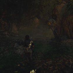tomb of the werewolf online