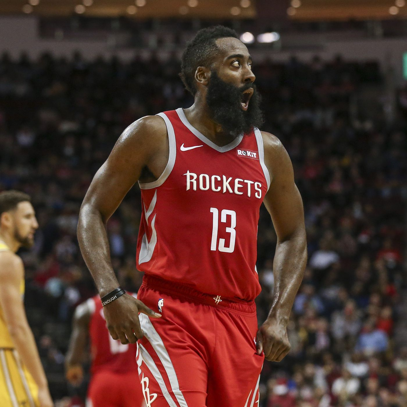 b03855ad689 Preview  Warriors prepare for Rockets and the red hot James Harden - Golden  State Of Mind