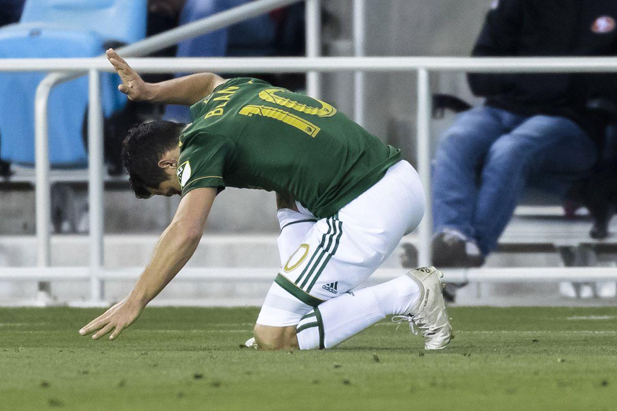 MLS: Portland Timbers at San Jose Earthquakes