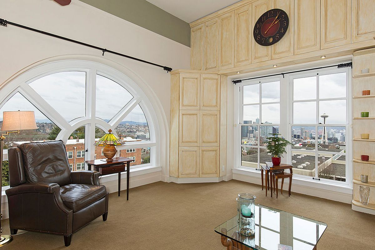 Condo In Former Queen Anne High School Lists For 800k