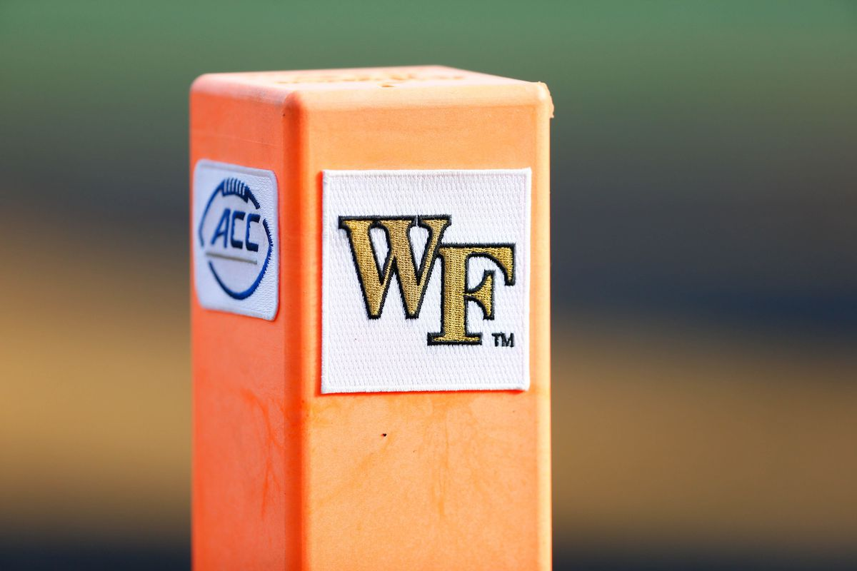 NCAA Football: Utah State at Wake Forest