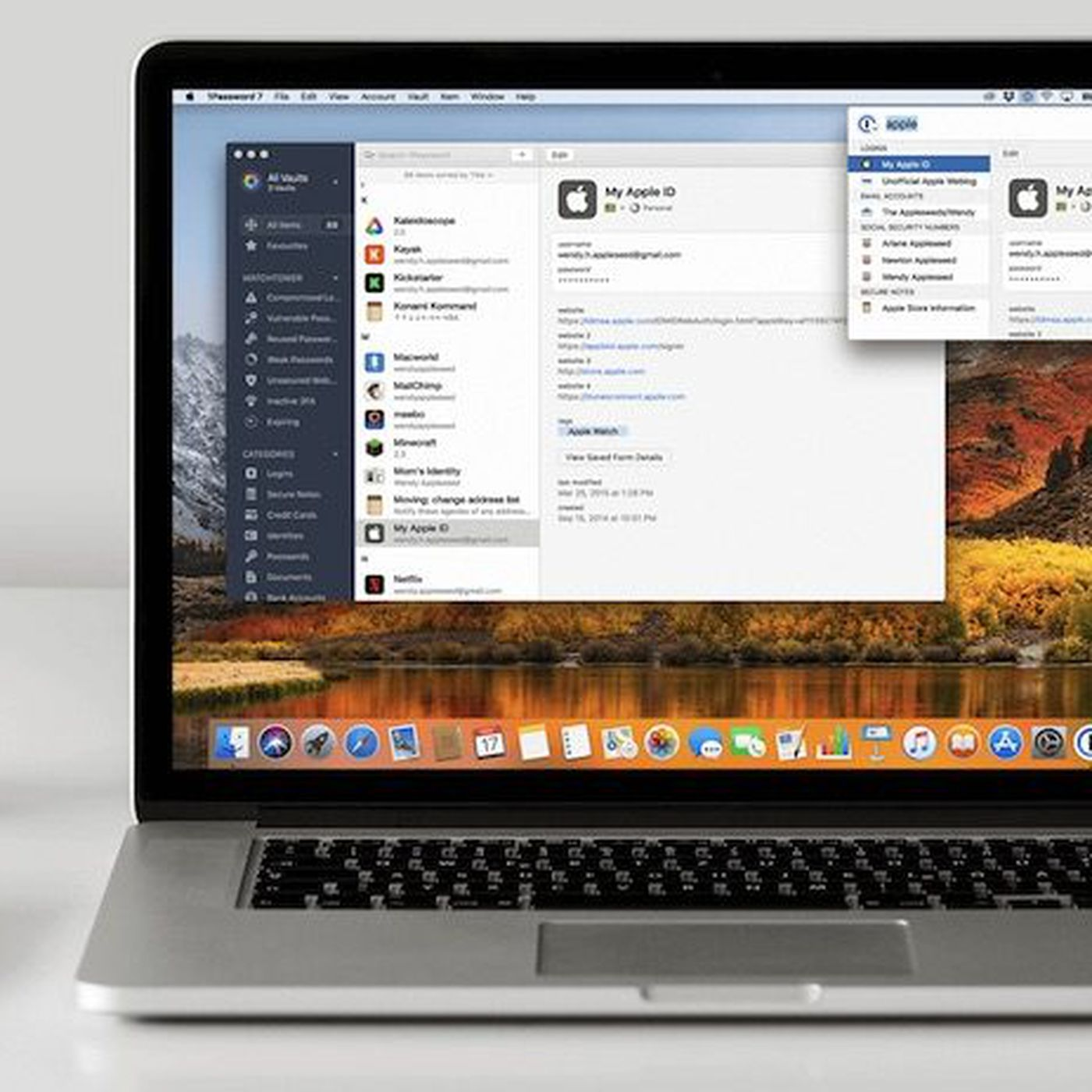 1Password for Mac gets its first paid upgrade in five years - The Verge