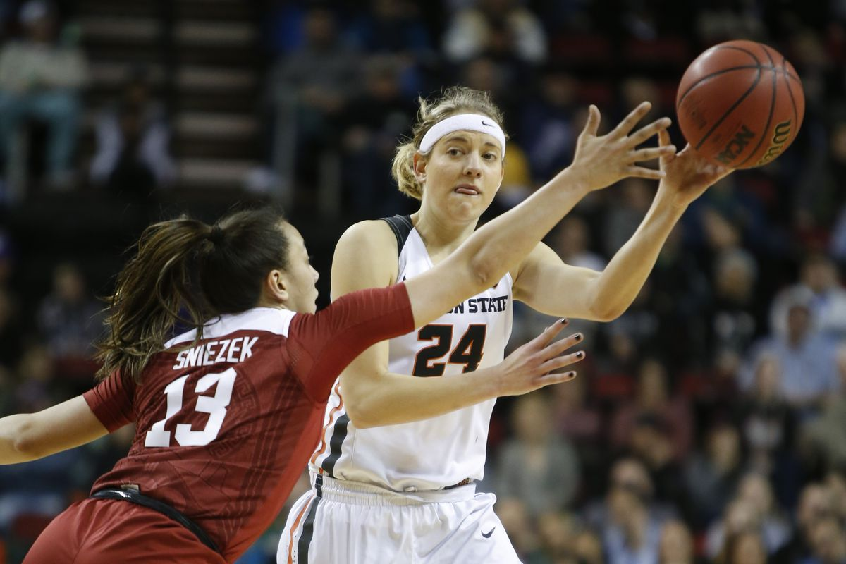 NCAA Womens Basketball: Pac-12 Conference Tournament-Oregon State vs Stanford