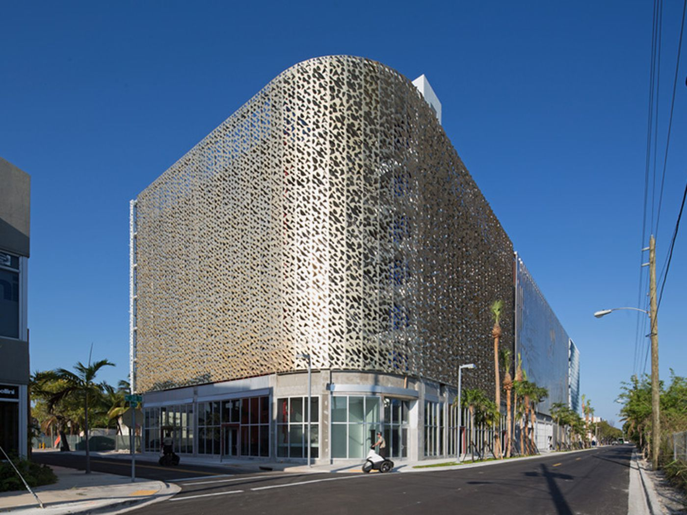 The Design District's Silvery City View Garage is Opening Soon - Curbed Miami