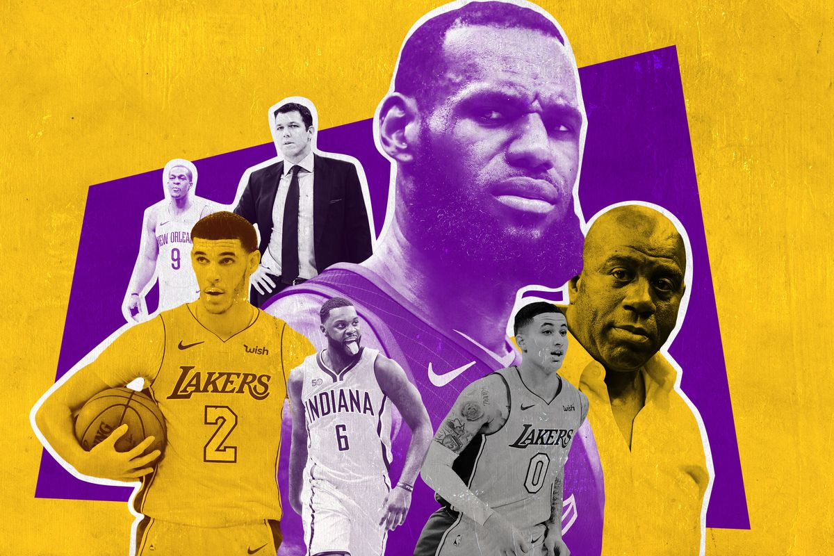 6ba575a41625 Are We Sure … That the Lakers Will Make the Playoffs  - The Ringer