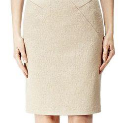 "<a href=""http://www.reissonline.com/us/shop/womens/womens_sale/skirts/rowan/corn_silk/"">Rowan</a> , $103.50 (was $230)"