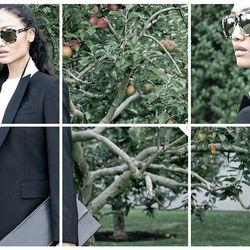 "<a href=""http://www.goop.com/shop/stella-mccartney-exclusive-black-blazer.html"">Exclusive Black Wool Blazer<a/>, $1,895.00"