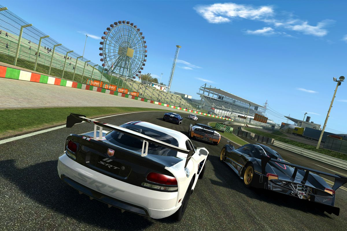 real racing 3 android requirements