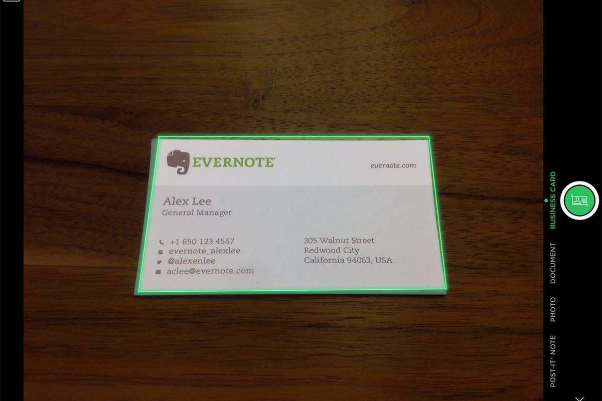 Evernote builds corporate muscle with LinkedIn deal to scan business ...