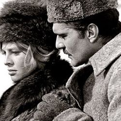 Are you stunningly gorgeous? Do you have a fur hat? Boom: You're Julie Christie in Dr. Zhivago.