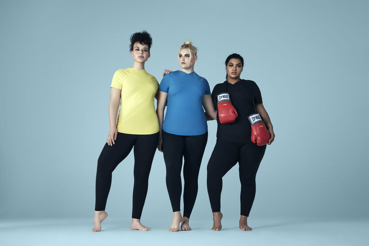 319506f60d28e Plus-Size Sportswear Is Still Not Widely Available - Racked
