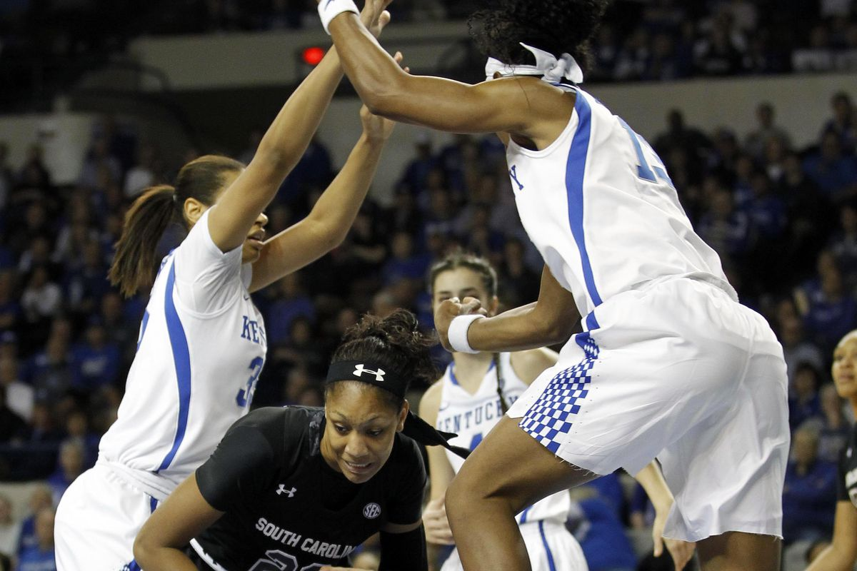 Kentucky smothered the Ags on Senior Day
