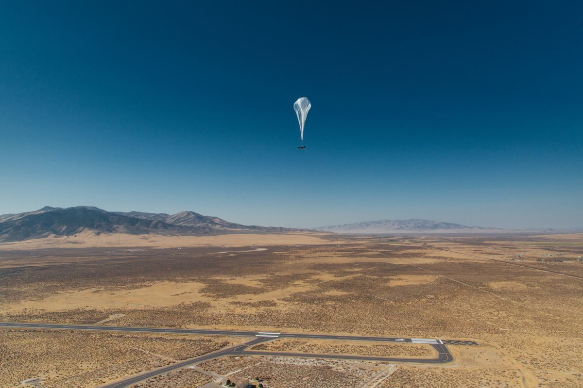 Three weeks later over 100000 people in Puerto Rico have connected to Project Loon