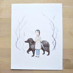 """<a href=""""http://www.artstarphilly.com/shop/julianna-swaney-gaurdian-print/"""">Julianna Swaney 'Gaurdian Print'</a>, $26 at Art Star"""