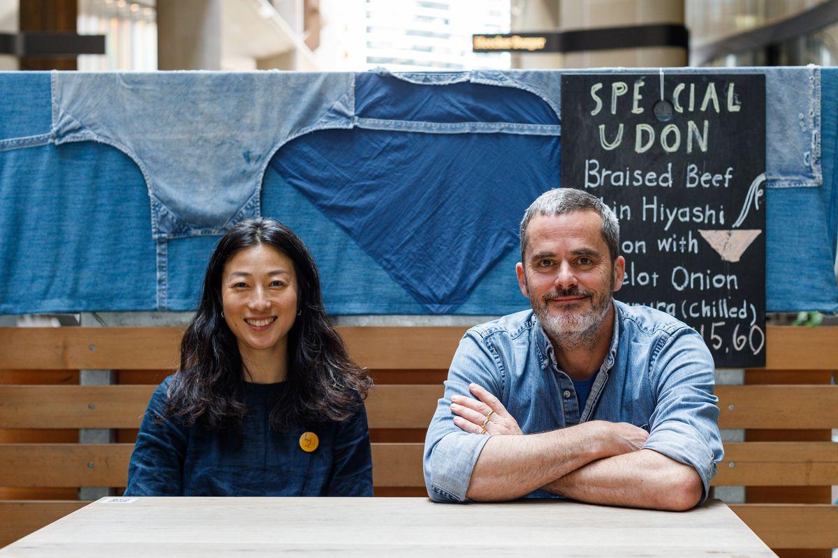 Shuko Oda and John Devitt will open Koya Ko on Hackney's Broadway Market this September