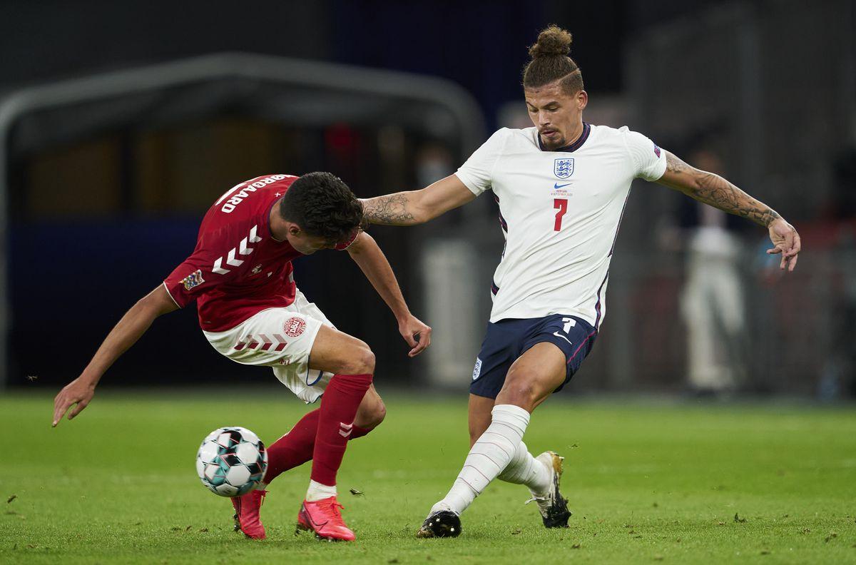 Denmark vs England - UEFA Nations League