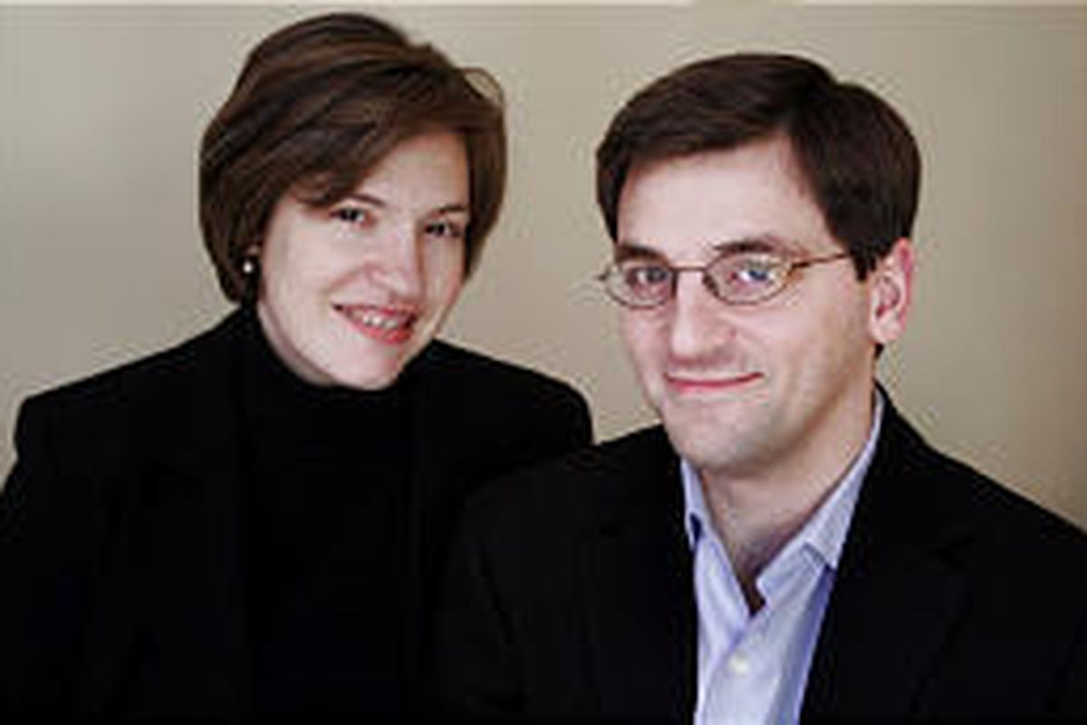 """Susan Glasser and Peter Baker are authors of """"Kremlin Rising."""""""
