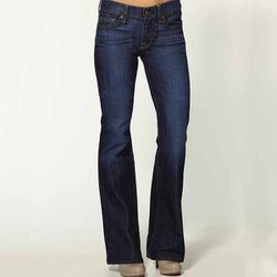 """<a href=""""http://piperlime.gap.com/browse/product.do?cid=83655&vid=1&pid=916740&scid=916740002""""><b>7 For All Mankind</b> Petite Bootcut Jeans</a> $141.99 (was $178) piperlime.com"""