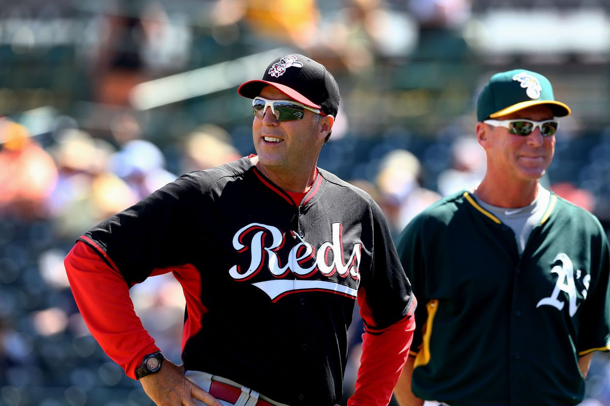 Golden Bears are in charge of both the Reds (Cal Hall of Famer Bryan Price) and the A's (Bob Melvin).