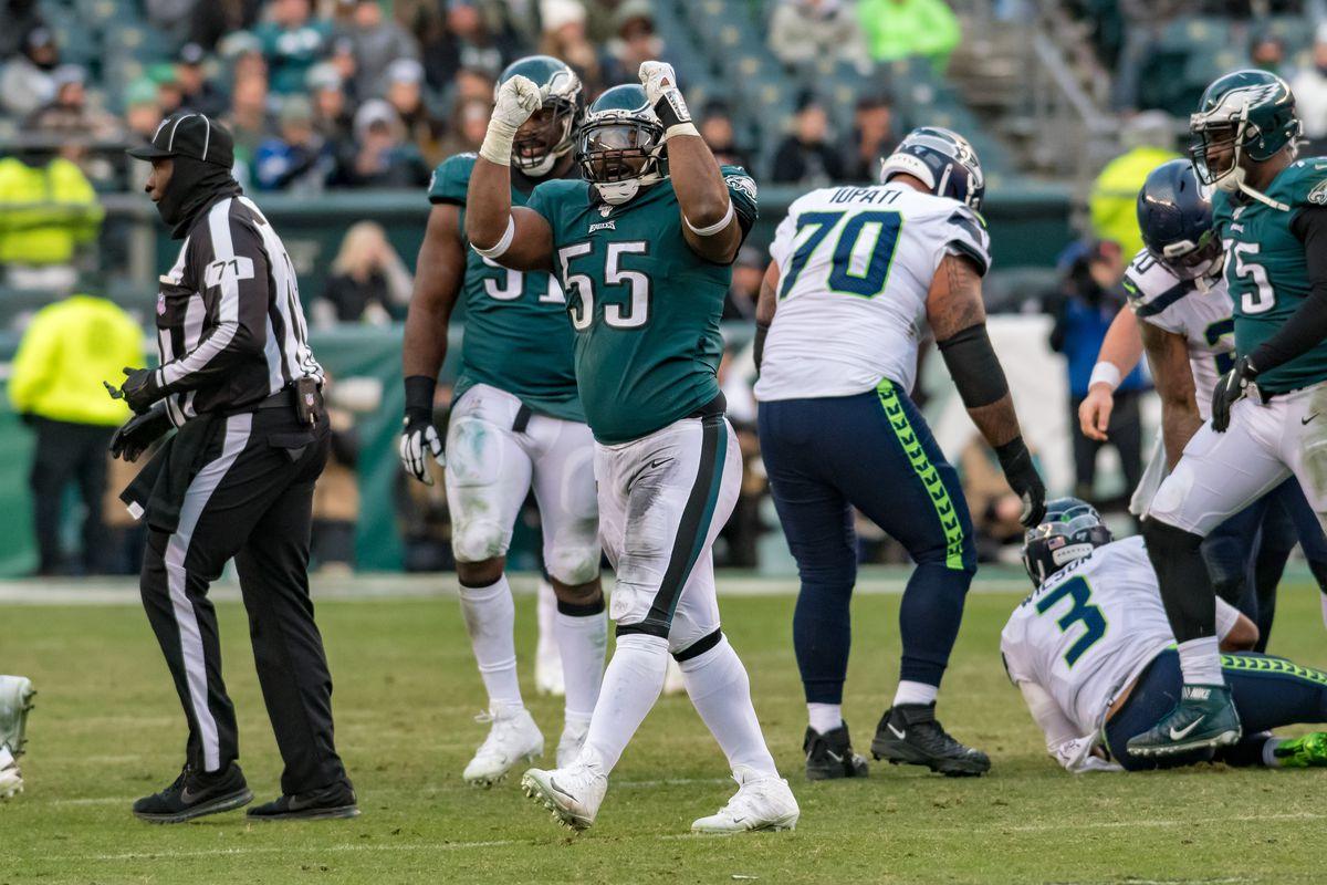 NFL: NOV 24 Seahawks at Eagles