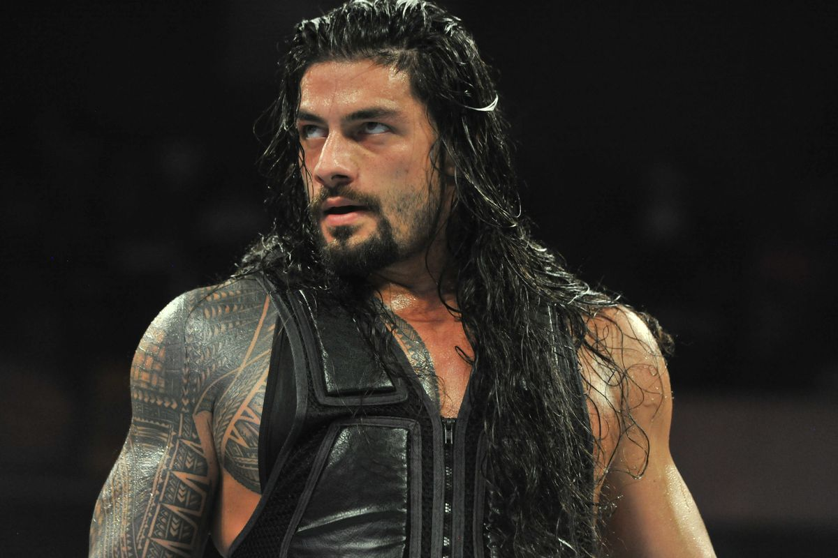 Roman Reigns Talks About Summerslam And Getting Wet Sbnation Com