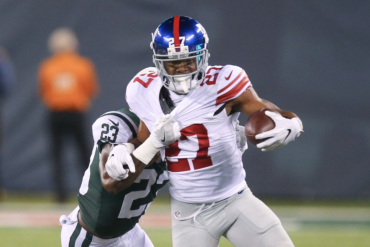 1c34dde1e09 Stats, snap counts that matter from Giants at Jets - Big Blue View
