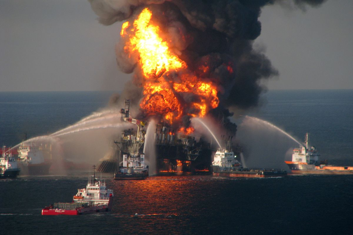 The Deepwater Horizon oil spill led to new rules  Trump
