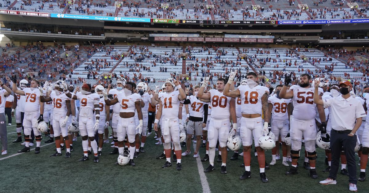 University of Texas report says there is 'no racist intent ...