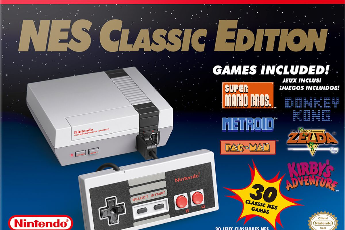 Nintendo S Mini Nes Classic Edition Everything You Need To Know