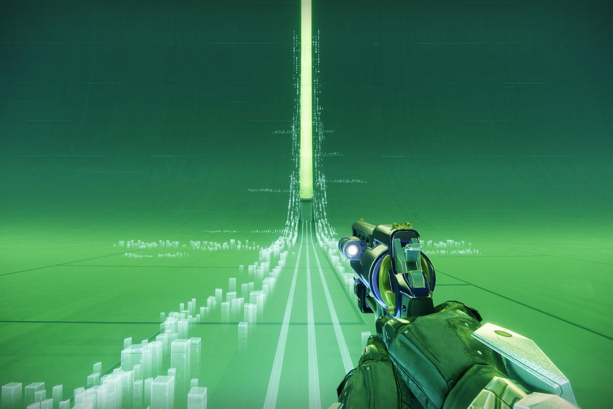 Destiny 2 Expunge mission Delphi