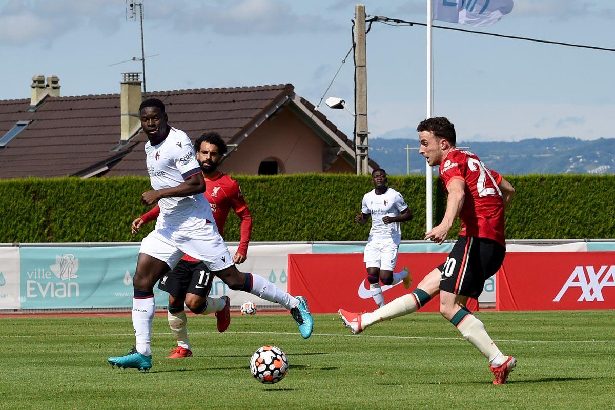 Liverpool v Bologna: Pre-Season Friendly