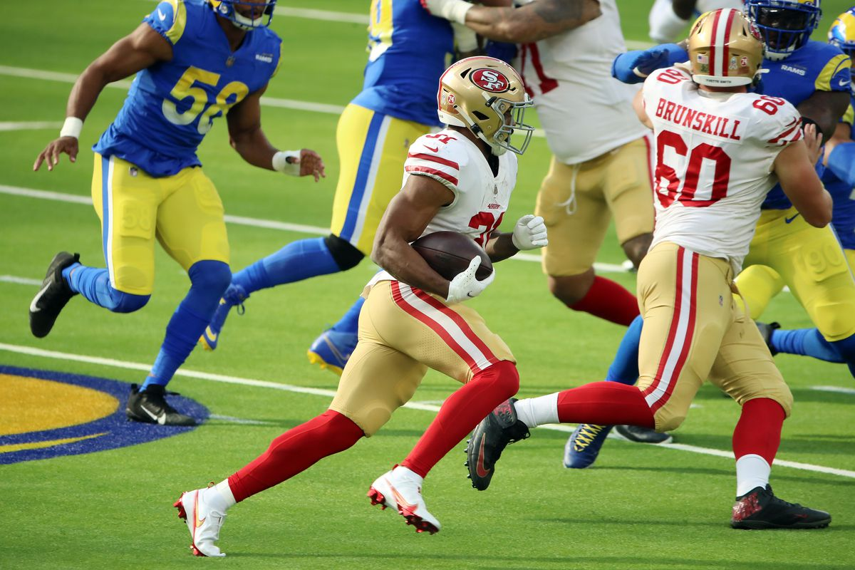 49ers vs rams 2021 betting line winners circle off track betting new haven